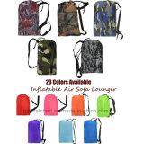 Camping Air Sofa Hangout Lazy Bag Inflatable Air Bed Waterproof Beach Air Sleeping Bag