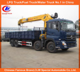 10tons Carry Deck Crane for Dongfeng 15tons Truck Crane