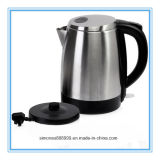 1.2L Polished Steel Kettles Stainless Steel Electrical Kettle