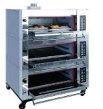 New Style Bread Baking Oven Gas Bakery Machine Fro Sale