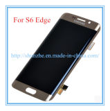 Mobile Smart Cell Phone LCD Touch Screen Displays Assembly for Samsung Galaxy S6 Edge Plus