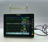 ICU Room Portable 15 Inch Multi-Parameter Hospital Patient Monitor