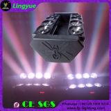 8PCS 10W Stage DJ DMX LED Spider Moving Head Light