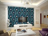 GBL Bedroom Home Decor Mosaic Background Damask Wallpaper