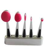 5PCS Makeup Brush Set with Pedestal