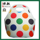 Printing Neoprene Insulated Food Container Cooler Lunch Bag
