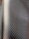 100% 3K Carbon Fiber Fabric for Automobile Decoration