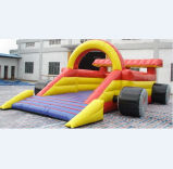 Factory Supply Beautiful Inflatable Slide, Inflatable Toy for Kids