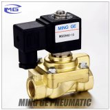 Ming Ge High Pressure Solenoid Valve Control Valve Pet Blow Valve (Parker 321H35 2/2 Way Normally Closed, 40 bar)