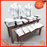 Clothing Display Stand Melamine Display Table