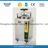 Full Automatic Vertical Type Steam Sterilizer with Digital Display