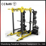 Gym Equipment Weight Lifting/Hammer Strength HD Tz-6073 Power Rack/China Tzfitness