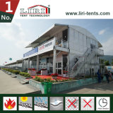 Large Double Storey Tent for Outdoor Events