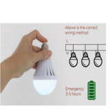 New Design 9W Rechargeable LED Emergency Bulb