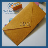 High Quality Gold Business Envelopes Invitation Envelopes