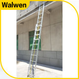 Single Square Tube Alumiunm Telescopic Rope Ladder