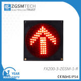 200mm Red Arrow LED Traffic Light Lamp with High Quality