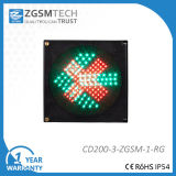 High Quality 200mm Red Green LED Traffic Signs