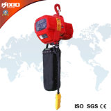 0.5 Ton Electric Chain Lift with Hook