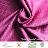Jacquard Satin with Silver Silk for Malaysia Garment Especially for Blouse
