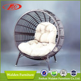 Wicker Furniture Outdoor Chaise Lounger (DH-6183)