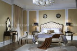 Classical Wooden Bedroom Furniture Bed (MS-A6001A-2)