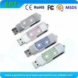 Fashion Crystal USB Flash Drive Shining USB Pen Driver (ES033)