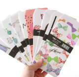 Mini Printing Packaging Envelopes for Decorations
