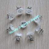 13mm Clear Cap Twist Pin for Bedshirt and Furniture (P151214A)
