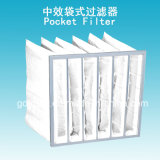 45% Efficiency F5 Air Conditioning Bag Filter (1101)