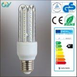 New 12W E27 3u Shape Glass SMD2835 LED Bulb