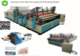 Automatic Electrical Motor Rewinding Machine Toilet Paper Roll Machine