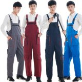 Customize Protective Safety Working Clothes Cotton Construction Worker Uniforms Overall