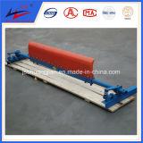 Belt Conveyor Head First Belt Cleaner Scraper