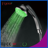 Fyeer 3 Color Shower Head LED Hand Shower Head (QH389F)