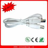 Premium Quality USB 2.0 Cable Type a Male to Type B Male for Printers