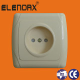 Wall Power Socket for Russian/ East Europe Market