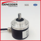 Adk A50L6 Outer Dia. 50mm, Solid Shaft 6mm 500PPR 5vlong Drive IP54 Incremental Rotary Encoder