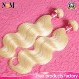 613 Blonde Virgin Hair Brazilian Virgin Hair 8A Grade Brazilian Blonde Hair Body Wavy Hair