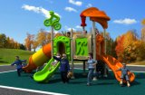 Factory Customized of Kids Outdoor/Indoor Playground Slide Hot Sell Preschool Equipment Amusement Park Sports Series New Moedels 2016 HD16-108d