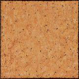 Building Material Metal Series Glazed Flooring Rustic Tile for Home Decoration 600*600mm Orange Color