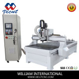 CNC Router Linear Atc with Multiple Tools (Auto Tool Changer)