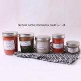 Vintage Kitchenware Glass Jelly Jam Canning Mason Jar