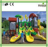 Kaiqi Medium Sized Forest Series Children′s Playground with Slides (KQ50031D)