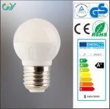 Mini G45 Globe 3W E27 Base 3000k LED Light Bulb