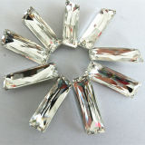 5*15mm Rectangle Crystal Loose Beads for Jewelry Accessories