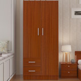 New Wooden Melamine Bedroom Wardrobe (Factory price)