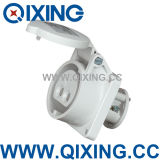 Qixing Low Voltage Socket 40-50V 50.60Hz 12h 16A 2p