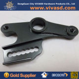 Black Anodized CNC Machined Motorcycles Parts