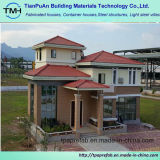 Fireproof Cement Board Steel Villa